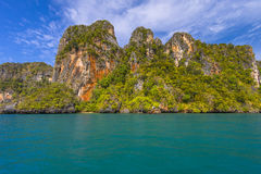Railay shorelines Stock Images