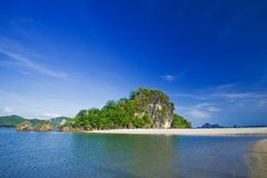 Railay strand Royaltyfri Foto