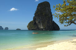 railay1 Royaltyfri Foto