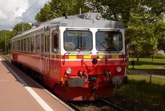 Railcar type Y1 Stock Photos