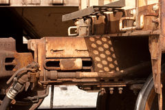 Railcars abstratos imagens de stock royalty free