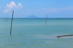 Railey, море Krabi Таиланда Стоковое Фото