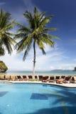 Railey beach in Krabi Stock Image