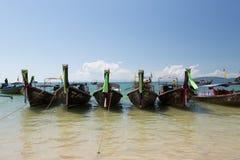 Railey beach. In Krabi, Thailand Royalty Free Stock Photos
