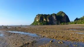 Railey, mare di Krabi Tailandia Immagine Stock Libera da Diritti