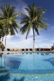 Railey strand i Krabi Arkivfoton
