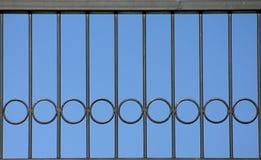 railing конструкции стоковые фото