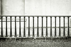 Railings Stock Photo