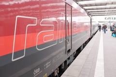 Railjet Stock Photos