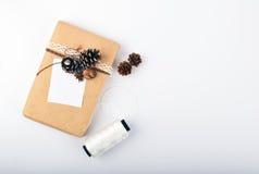 Raillez vers le haut de l'humeur du ` s de nouvelle année d'objets Photo stock