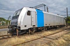 Railpool de locomotive électrique photographie stock libre de droits