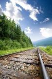 Railraod Tracks Royalty Free Stock Images