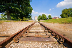 Railroad Royalty Free Stock Photos