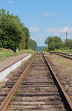 Railroad Stock Image