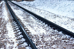 Railroad 2 Royalty Free Stock Photo
