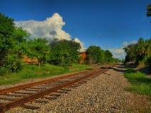 Railroad Royalty Free Stock Image