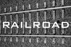 Railroad Background Stock Images