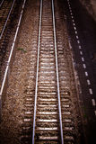 Railroad. The railroad from bangkok to the northern part of thailand Royalty Free Stock Photo