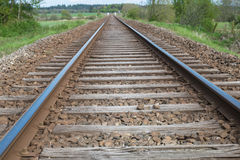 Railroad Royalty Free Stock Images
