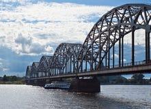 Free Railroad Bridge Stock Photography - 20800942