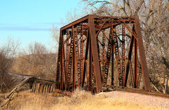 Railroad Bridge Stock Photos
