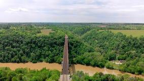 Railroad bridge over Kentucky River