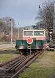 Railroad carriage Stock Photography