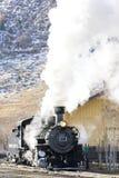 Railroad in Colorado, USA Royalty Free Stock Image