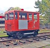 Railroad Crew Car Stock Photography