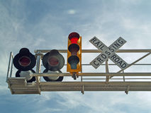 Free Railroad Crossing Royalty Free Stock Images - 11767169