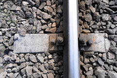 Railroad Details Stock Photography
