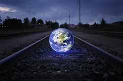 Railroad Earth Stock Images