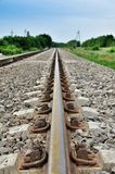 Railroad. Royalty Free Stock Photos