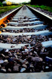 Railroad. At home I also use Stock Image