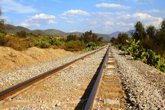 Railroad I Royalty Free Stock Image