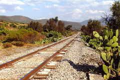 Railroad II Royalty Free Stock Photos