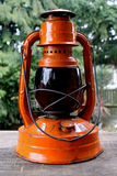 Railroad Lantern Stock Image