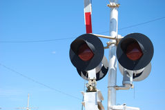 Railroad Lights Stock Image