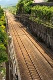 Railroad Royalty Free Stock Photography