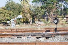 Railroad Stock Photo