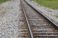Railroad. Photo taken in Lakeland Florida Stock Photo