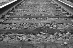 Railroad royalty free stock photo