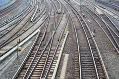 Free Railroad Rails Stock Photos - 27632793