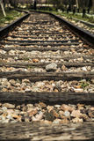 Railroad Rails Royalty Free Stock Image