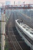 Railroad (railway) Royalty Free Stock Image