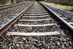 Railroad routes Stock Photo
