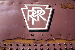 Railroad Sign Royalty Free Stock Images