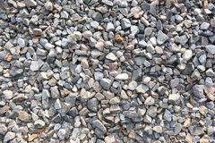 Railroad Stones Abstract Background Wide Shot royalty free stock photography