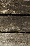 Railroad ties background Royalty Free Stock Photo