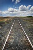 Railroad to Nowhere Royalty Free Stock Photos